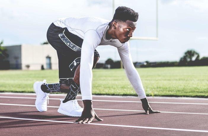 Fuerza muscular en corredores