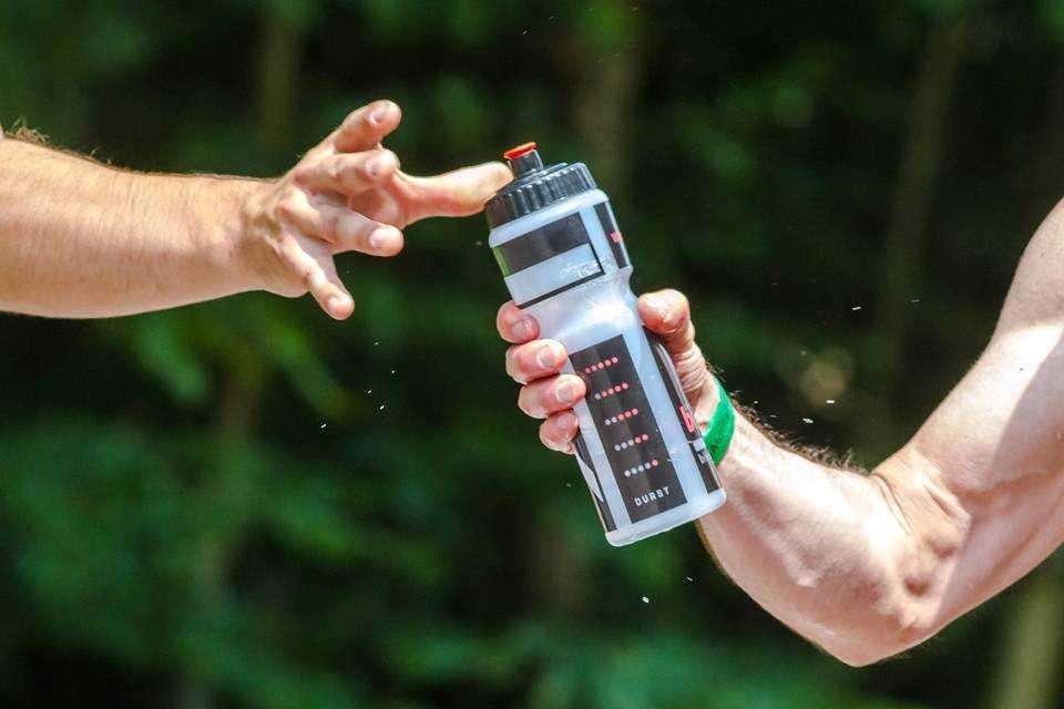 Hidratación en el rendimiento