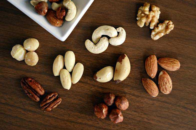Nueces y frutos secos