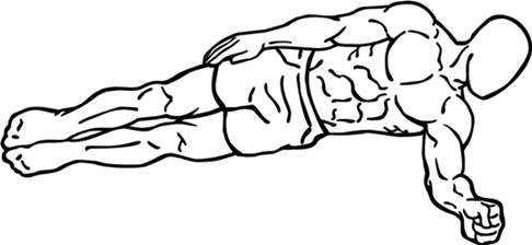 Plancha lateral para abs