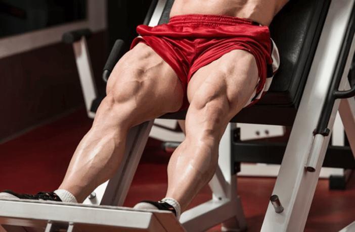 piernas más grandes