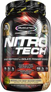 Nitro Tech de MuscleTech