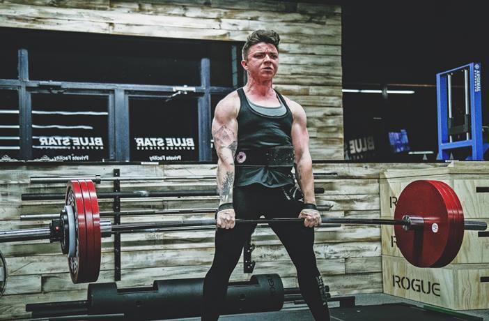 rutinas de fuerza muscular