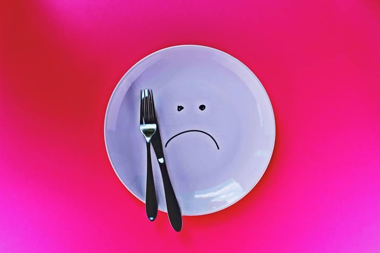 Comer mal o no comer