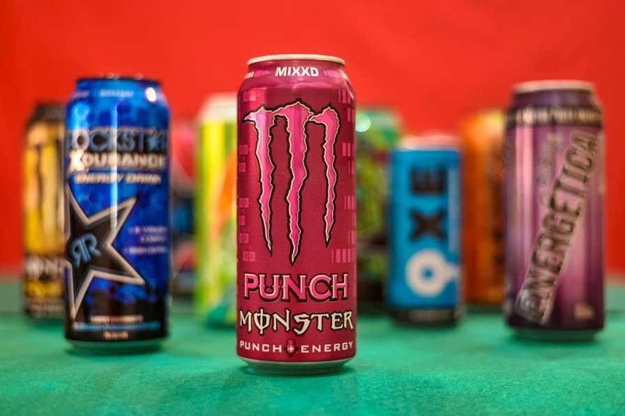 Bebida monster