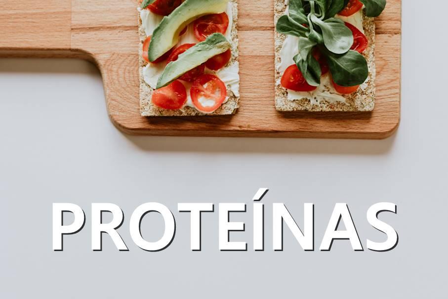 Macro nutriente Proteínas