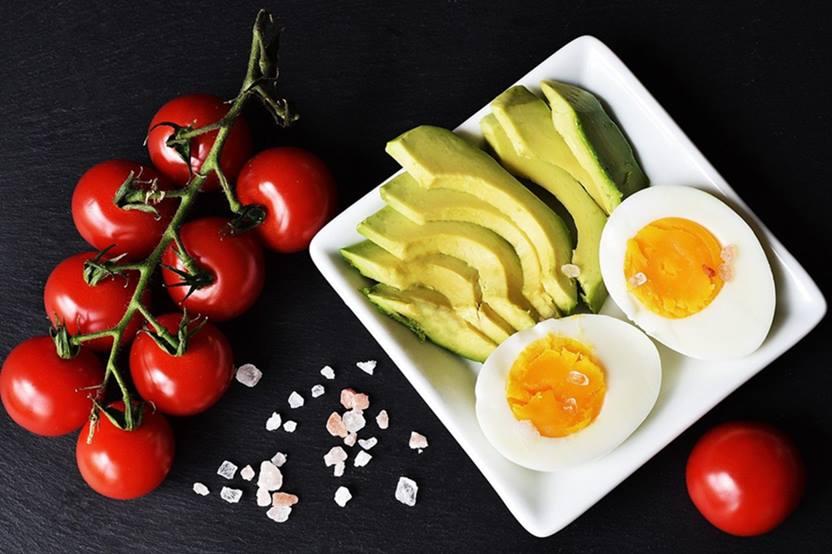 nutrición en rutinas de volumen