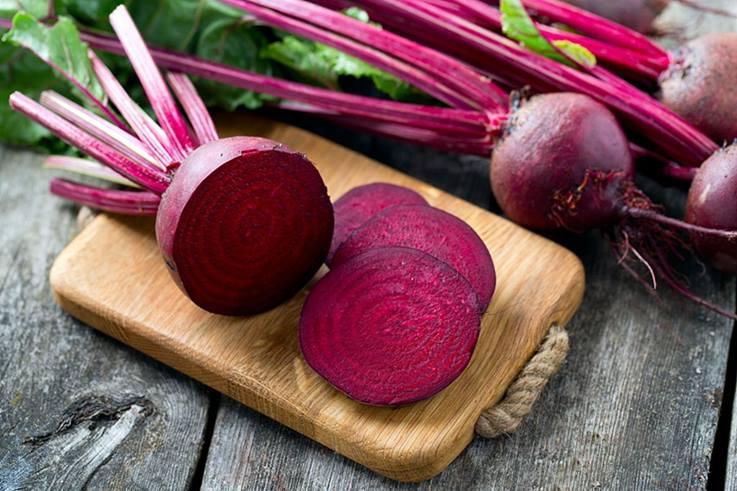 verdura remolacha