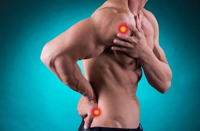 Inflamación en la salud deportiva