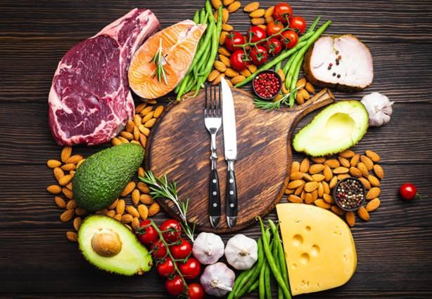 alimentos con pocos hidratos de carbono