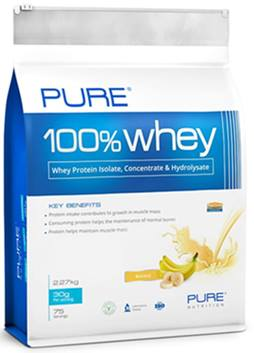 whey de Pure Nutrition