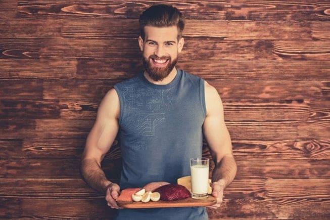 alimentos con proteínas para el deterioro de los músculos
