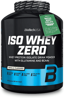 Isowhey Zero de Biotech