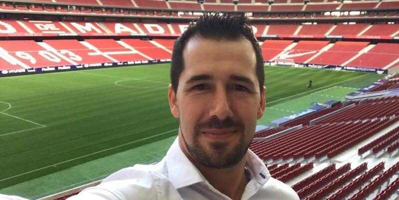 Miguel Gomez Entrenador