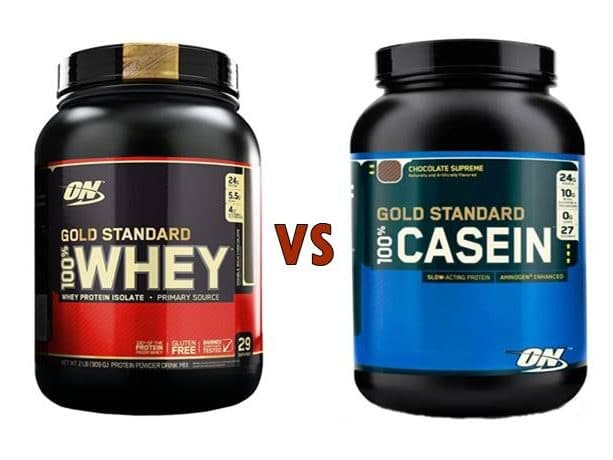Que mejor caseína o proteína