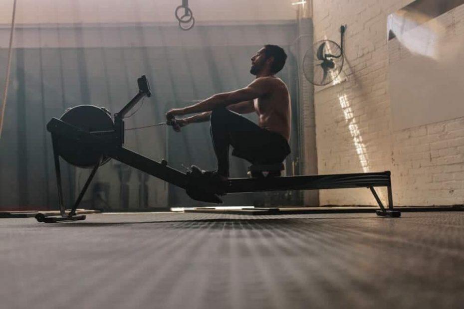 Máquinas remo para entrenar las 5 mejores